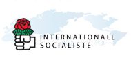 Logo de l'Internationale socialiste
